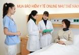 Thủ tục mua bảo hiểm y tết online