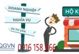 Thủ tục đăng ký hộ kinh doanh