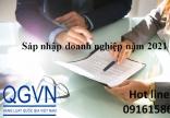 Trình tự, thủ tục sáp nhập doanh nghiệp năm 2021 tại Việt Nam